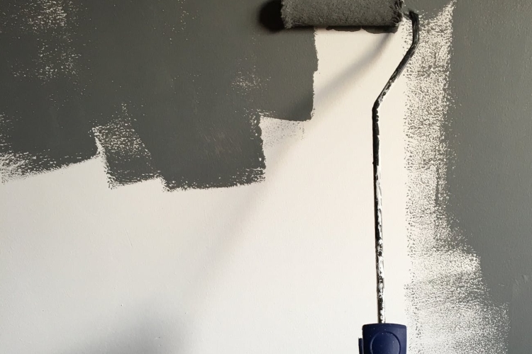 remont mieszkania - malowanie